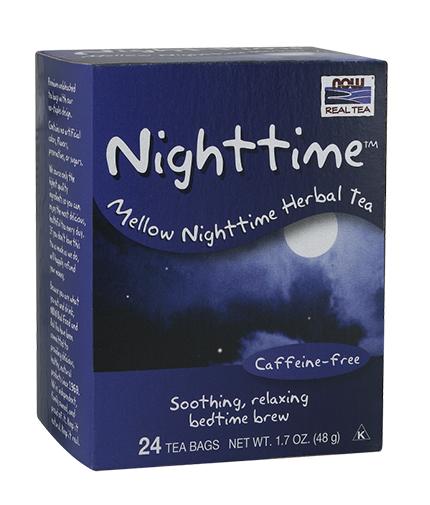 NOW Nighttime™ Tea / 24 Tea Bags