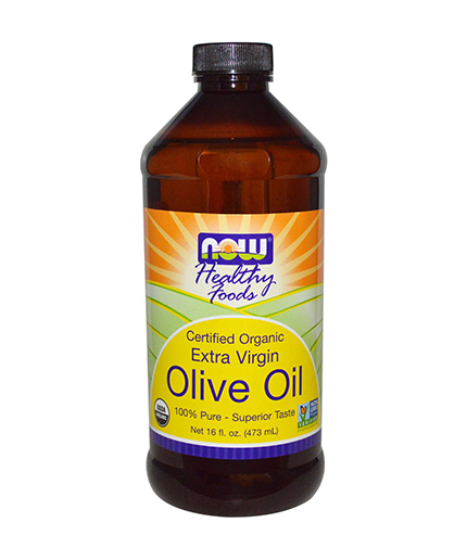 NOW Olive Oil 473ml.