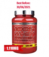 SCITEC Whey Protein Proffesional / 920g. + 20% FREE