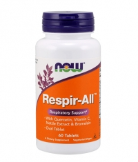 NOW Respir-All Energy / 60Tabs.