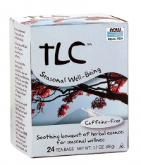 NOW TLC Tea / 24 Tea Bags.