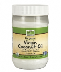 NOW Virgin Coconut Oil 570g