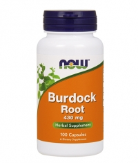 NOW Burdock Root 430mg / 100Caps.