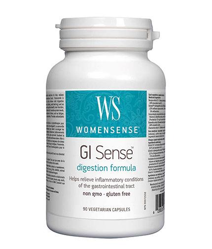 NATURAL FACTORS WomenSense® GI Sense 616mg. / 90 Vcaps.