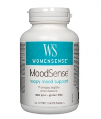 NATURAL FACTORS WomenSense® MoodSense 133mg. / 120 Tabs.