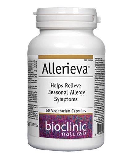 Bioclinic Naturals Allerieva 627mg. / 60 Vcaps.