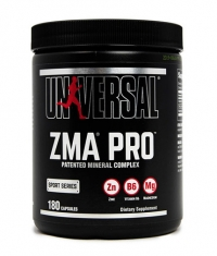UNIVERSAL ZMA Pro / 180 Caps.