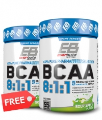 PROMO STACK EB BCAA NEW Stack 1+1 FREE