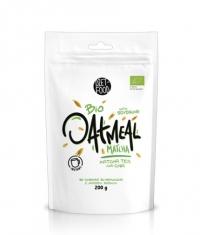 DIET FOOD Bio Oatmeal Matcha