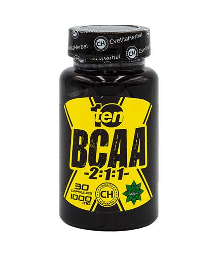 CVETITA HERBAL BCAA 2:1:1 1000mg. / 30 Caps.