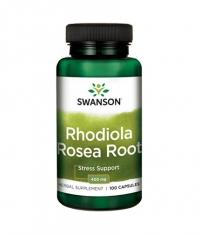 SWANSON Rhodiola Rosea Root 400mg. / 100 Caps.