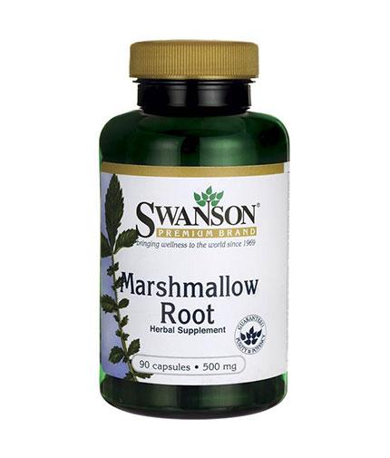 SWANSON Marshmallow Root 500mg. / 90 Caps
