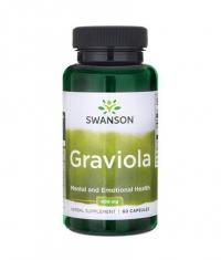 SWANSON Graviola 600mg. / 60 Caps