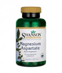SWANSON Magnesium Aspartate 685mg (133mg.) / 90 Caps