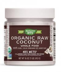 NATURES WAY Organic Raw Coconut