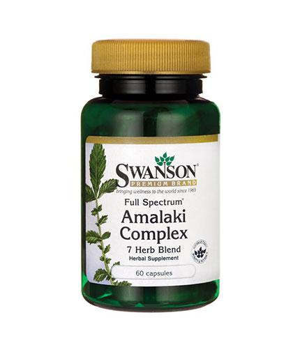 SWANSON Full Spectrum Amalaki Complex / 60 Caps