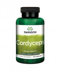 SWANSON Cordyceps 600mg. / 120 Caps