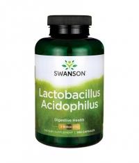 SWANSON Lactobacillus Acidophilus 1 Billion CFU / 250 Caps