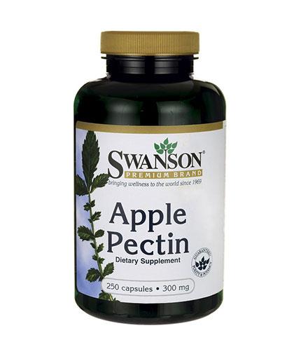 SWANSON Apple Pectin 300mg. / 250 Caps