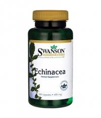 SWANSON Echinacea 400mg. / 100 Caps