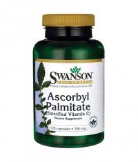 SWANSON Ascorbyl Palmitate 250mg. / 120 Caps