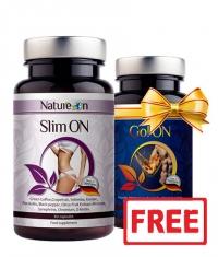 PROMO STACK Slim ON + Go! ON FREE