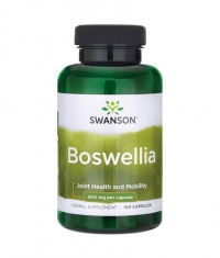 SWANSON Boswellia 400mg. / 100 Caps
