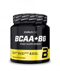 BIOTECH USA BCAA + B6 / 340 Tabs.