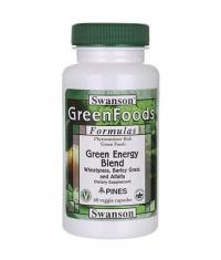 SWANSON Green Energy Blend / 60 Vcaps