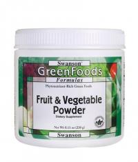 SWANSON Fruit & Vegetable Powder