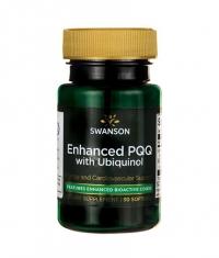 SWANSON Enhanced PQQ with Ubiquinol / 30 Soft