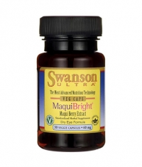 SWANSON MaquiBright 60mg. / 30 Vcaps