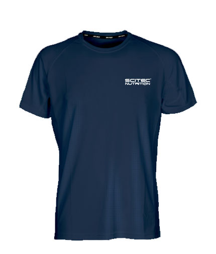 SCITEC T-Shirt / Navy Blue