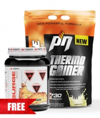 PROMO STACK Advanced Thermo Gainer Stack