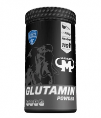 MAMMUT Glutamine Powder