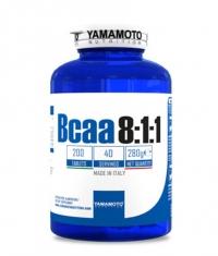 YAMAMOTO BCAA PRO 8:1:1 Kyowa Quality / 200 Tabs