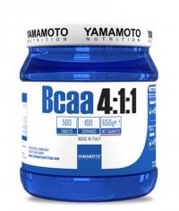 YAMAMOTO BCAA 4:1:1 / 500 Tabs