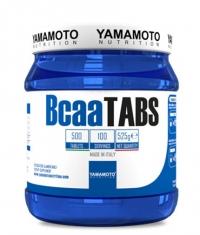 YAMAMOTO BCAA TABS / 500 Tabs