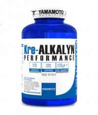 YAMAMOTO Kre-ALKALYN PERFORMANCE / 120 Caps