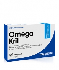 YAMAMOTO Omega Krill / 30 Caps