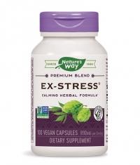 NATURES WAY Ex-Stress 890mg. / 100 Vcaps