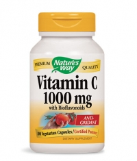 NATURES WAY Vitamin C 1000mg. / 100 Vcaps