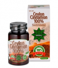 CVETITA HERBAL Ceylon Cinnamon / 80 Caps