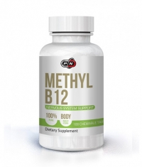 PURE NUTRITION Methyl B12 / 100 Chew