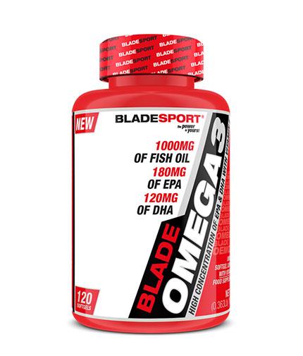 BLADE SPORT Omega-3 1000mg. / 120 Soft