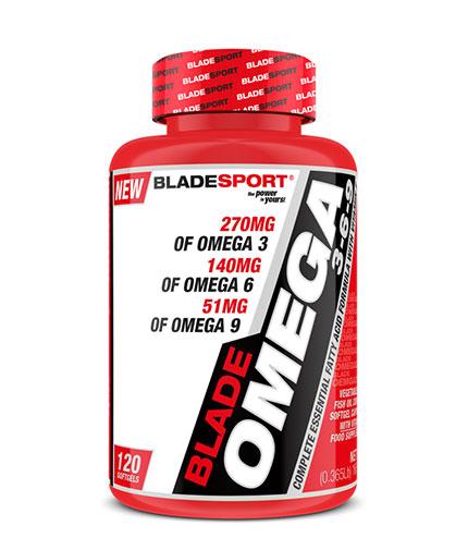 BLADE SPORT Omega-3-6-9 / 120 Soft