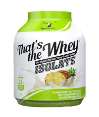 SportDefinition That's The Whey Isolate / 2100g