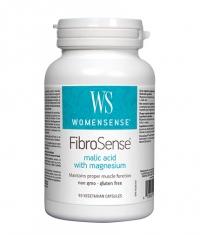 NATURAL FACTORS WomenSense® FibroSense / 90 Vcaps.