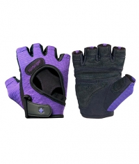 HARBINGER Women's FlexFit Gloves / Purple