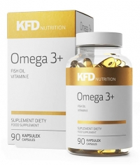 KFD Omega 3+ / 90 Caps